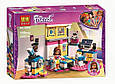 "Конструктор Bela Friends 10850 ""Комната Оливии"" (аналог Lego Friends 41329), 165 дет​, фото 2"