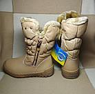 Зимові теплі чоботи від MXM, р. 28, устілка 17,5 см, фото 2