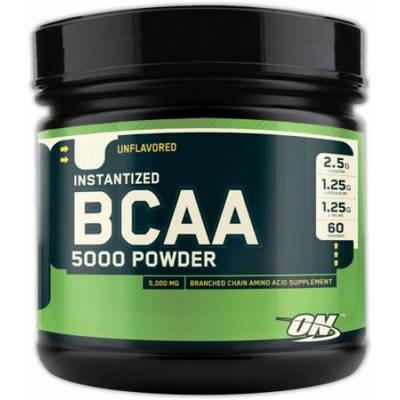 Аминокислота Optimum Nutrition BCAA 5000 powder (345 g)