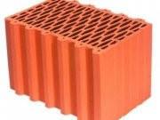 Керамические блоки Поротерм Porotherm38 P+W
