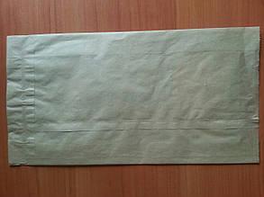 Пакет саше бурый 270х140х50 (1197)