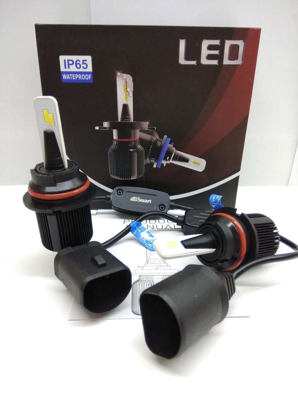 Автолампы LED M1 CSP(Южная Корея), HB5(9007), 8000LM, 40W, 9-32V