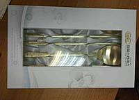 Металлические палочки для еды «Набор из мельхиора»