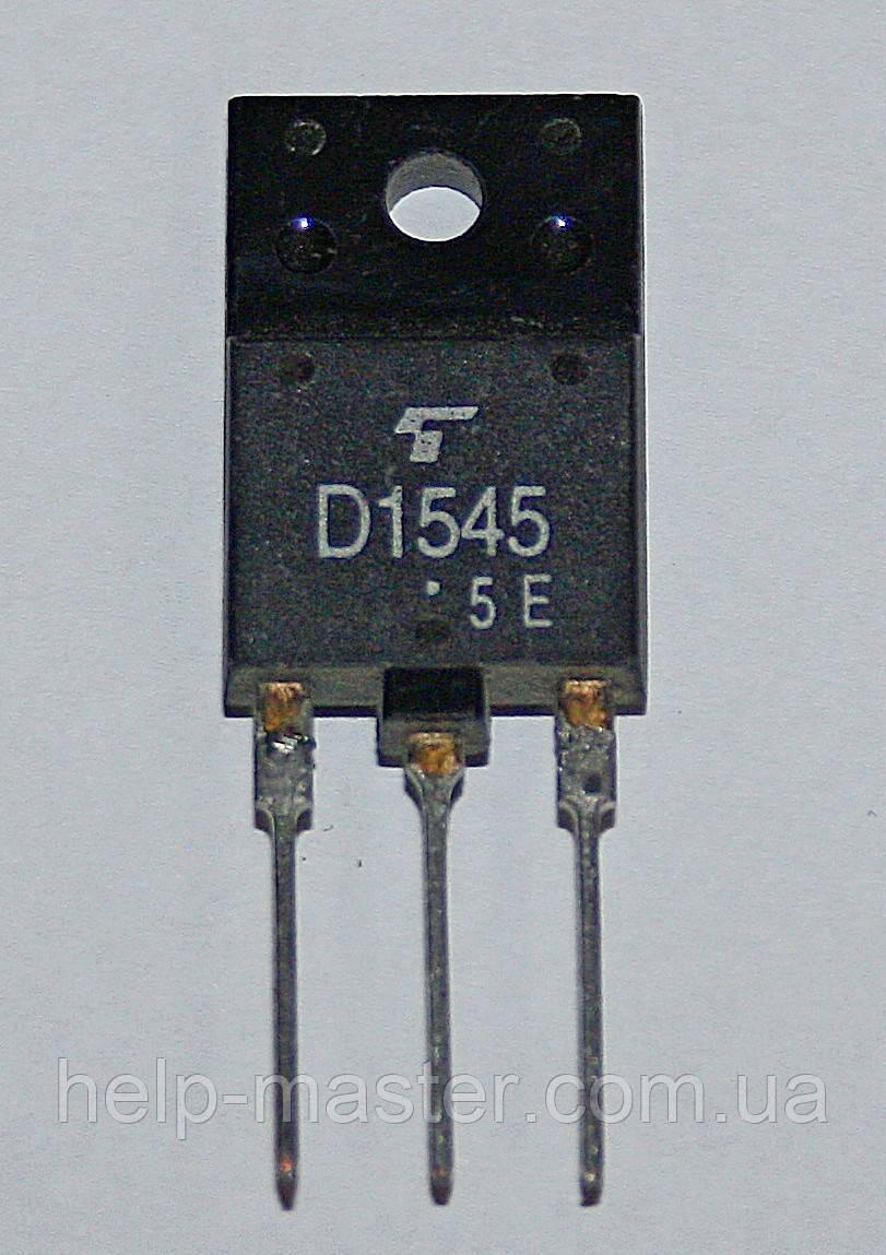 Транзистор 2SD1545 (TO-3PML)