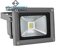 Прожектор СДО01-10 светодиодный серый чип ІР65 ИЕК