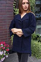 Пальто Эвелина - Т.синий №7, фото 1