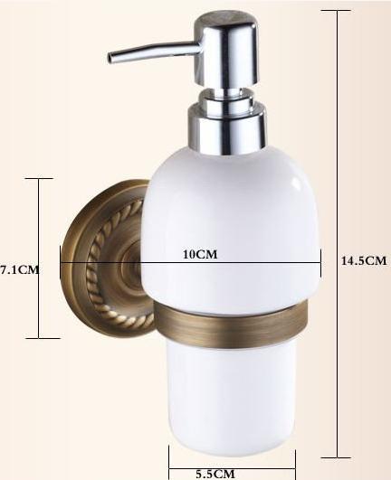Дозатор для жидкого мыла 6-094