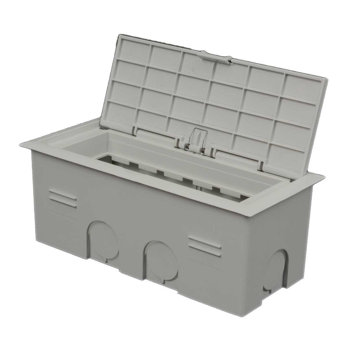 Коробка для приладів в штукатурку (білого кольору)KOPOBOX MINI