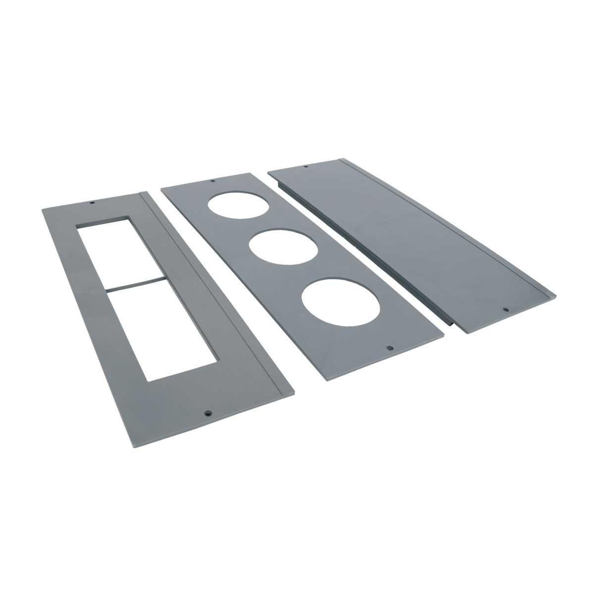 Рамка для модульних приладів KOPOBOX; для підлоги;
