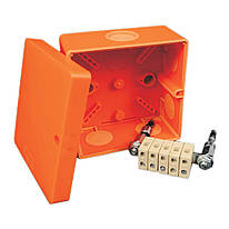 KSK 100_PO Вогнестійка коробка для електропроводки