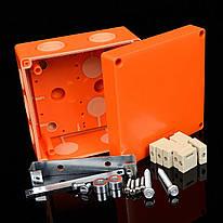 KSK 125_DPO Вогнестійка коробка для електропроводки