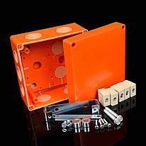 KSK 125_PO10 Вогнестійка коробка для електропроводки