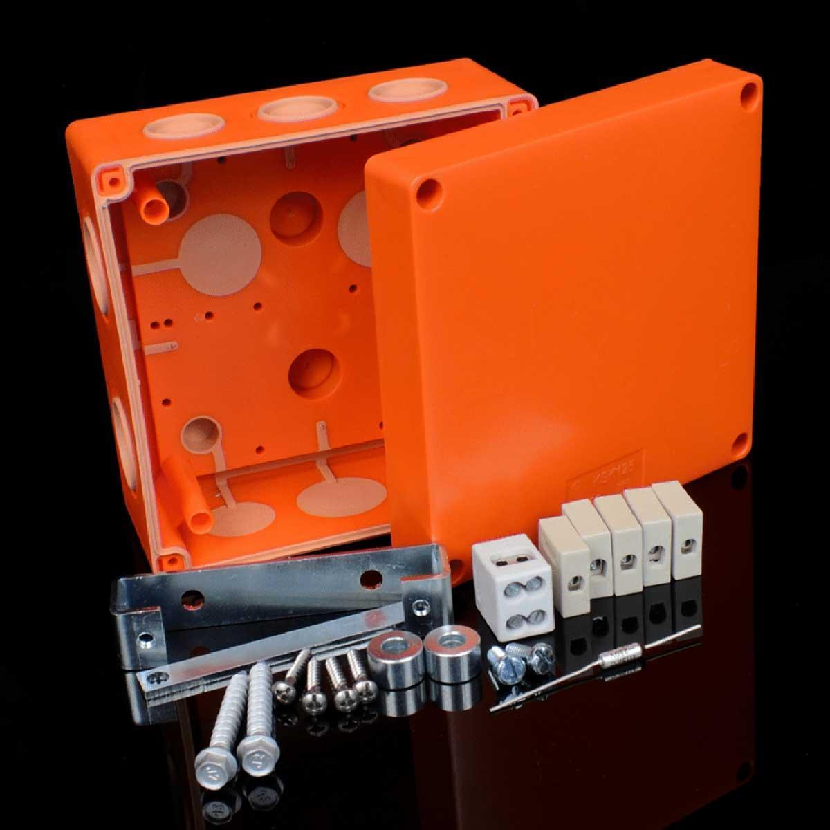 KSK 125_PO6P Вогнестійка коробка для електропроводки