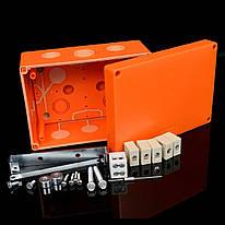 KSK 175_PO10P Вогнестійка коробка для електропроводки