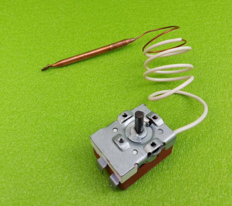 Термостат капиллярный механический MMG / Tmax = 71°С / 20A / H стержня = 16 мм (2 контакта)    Венгрия