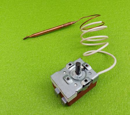 Термостат капиллярный механический MMG / Tmax = 71°С / 20A / H стержня = 16 мм (2 контакта)    Венгрия, фото 2