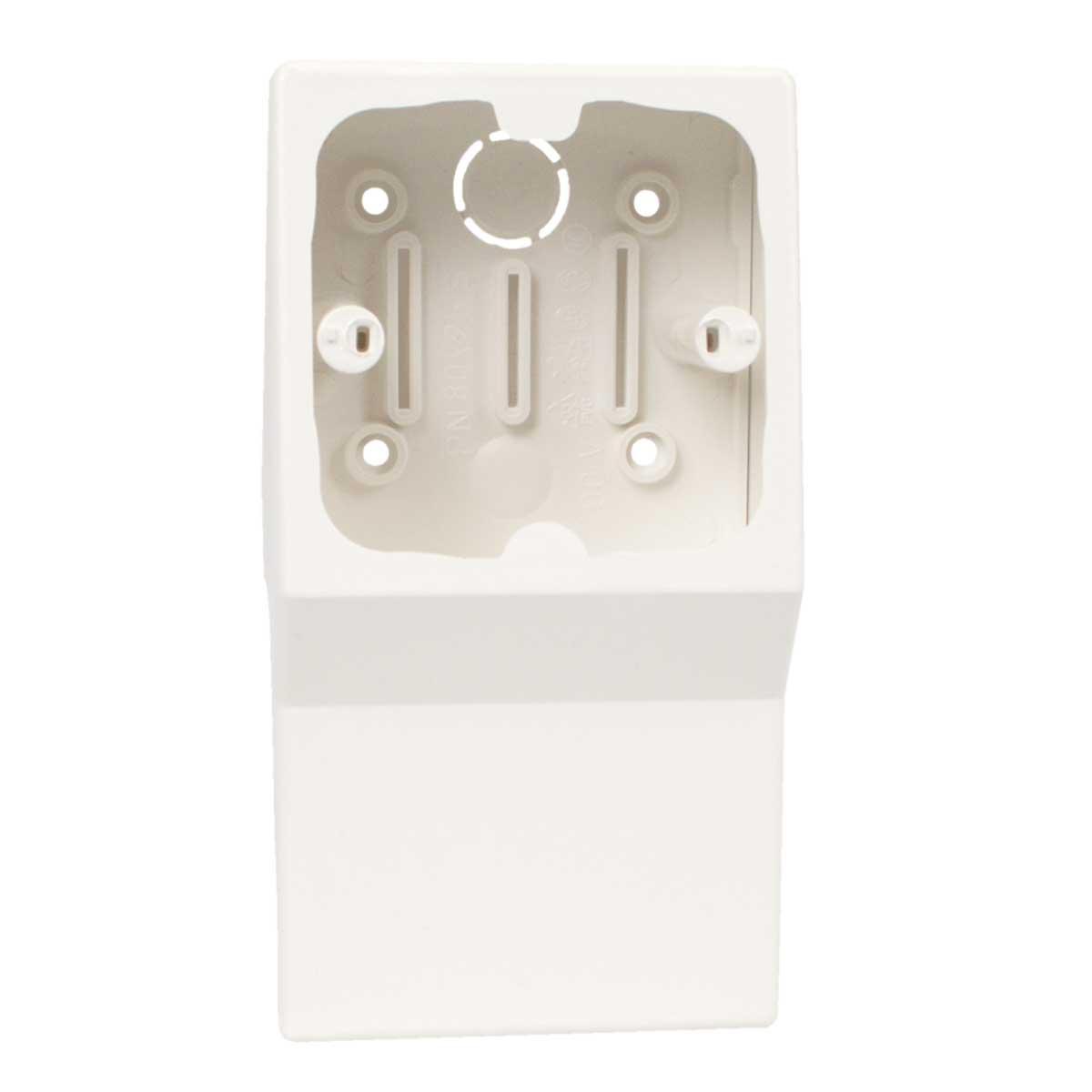Приладовий носій для  кабельних каналів LP (LPK) 80x25