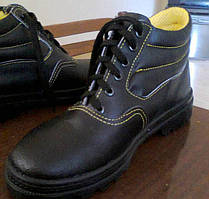 Ботинки рабочие на меху