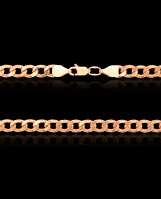 Золотая Цепочка плетение Гурмет 2,50