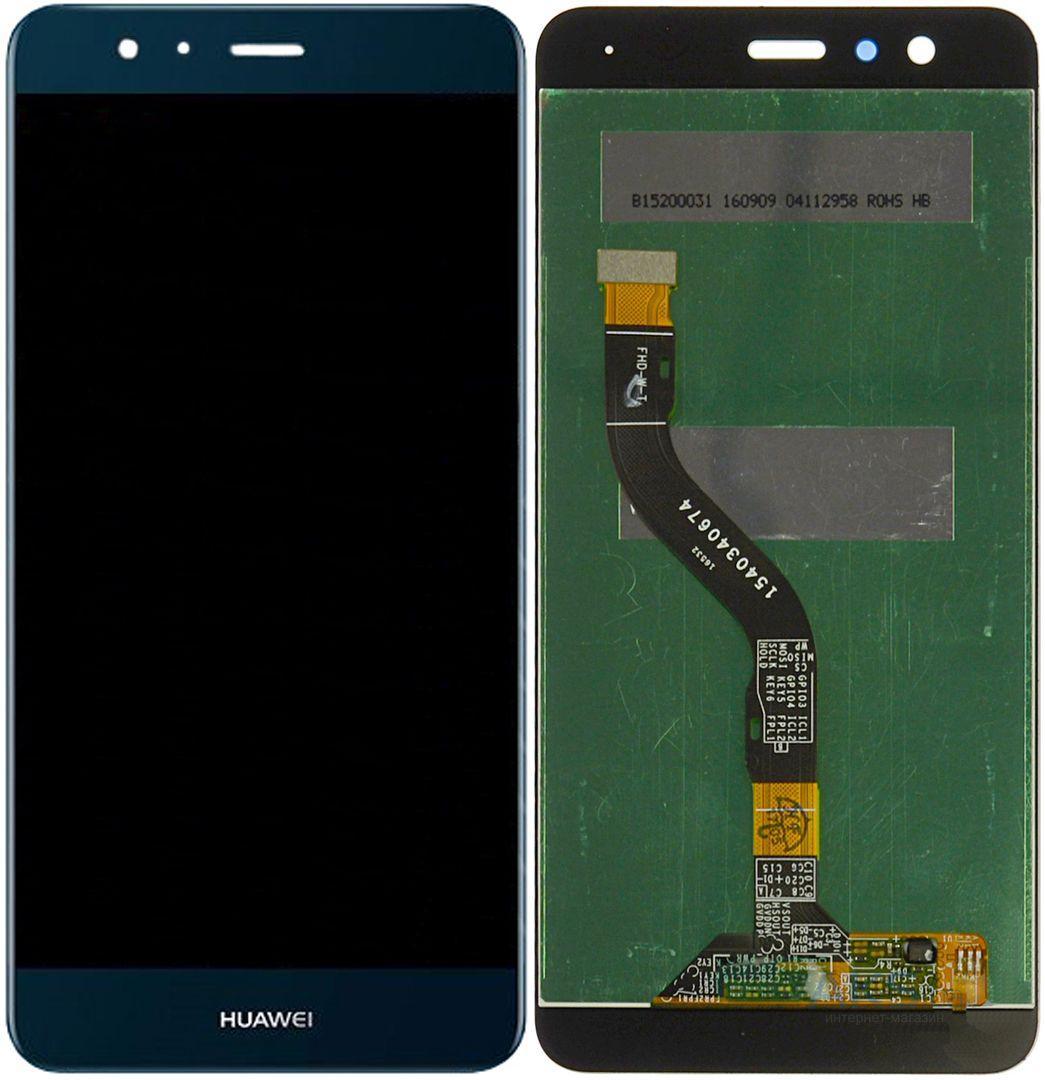 Дисплей Huawei P10 Lite с тачскрином синий Оригинал