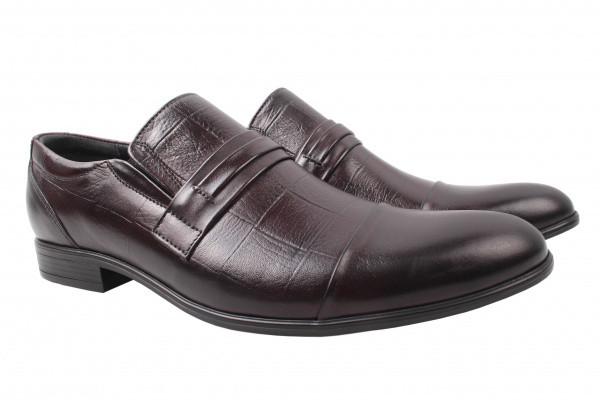 Туфли Tapi натуральная кожа, цвет бордо