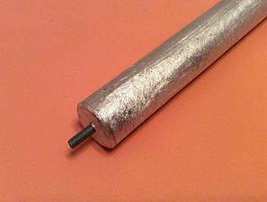 Анод магниевый Италия - Ø21мм / L=210мм / резьба M4*10мм   оригинал, фото 2