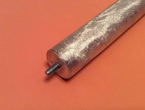 Анод магниевый Италия  Ø26мм / L=230мм / резьба M5*10мм   оригинал, фото 2