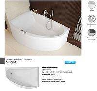 Ванна акриловая Kolo MIRRA 170х110 см L