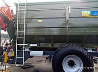 Перегрезочный бункер накопитель ПБН-20 для тракторов Т-150, МТЗ 1210, ХТЗ  грузоподъемность 16 т, объем 20 м3, фото 1