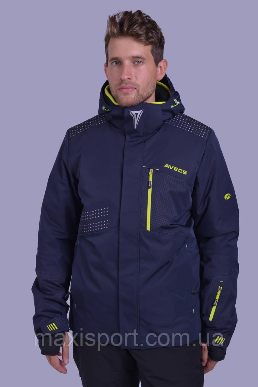 Мужская лыжная куртка  (70188-AV)