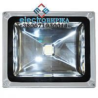 Прожектор СДО01-50 светодиодный серый чип ІР65 ИЕК