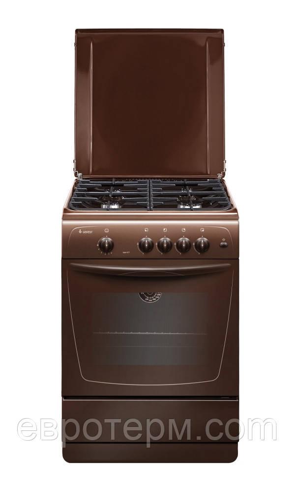 Газовая плита GEFEST ПГ 1200-С7 К59 коричневая