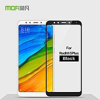Защитное стекло на экран MOFI 2.5D для Xiaomi Redmi 5 Plus