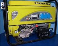 DALGAKIRAN DJ 8000 BG-E, Бензиновый генератор