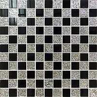 Мозаика стеклянная самоклеющаяся