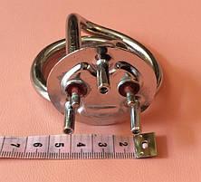 Тэн для электрочайников Tefal 1100W - 1200W / 230V (из нержавейки)  без бортика, фото 2