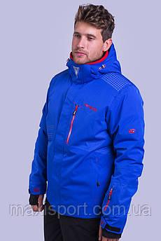 Мужская лыжная куртка  (70188-AV) Голубой, M(48)