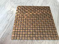 Самоклеющаяся мозаика коричневая