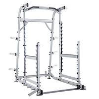 Силовая стойка Steelflex Plate Load Olympic Power Rack