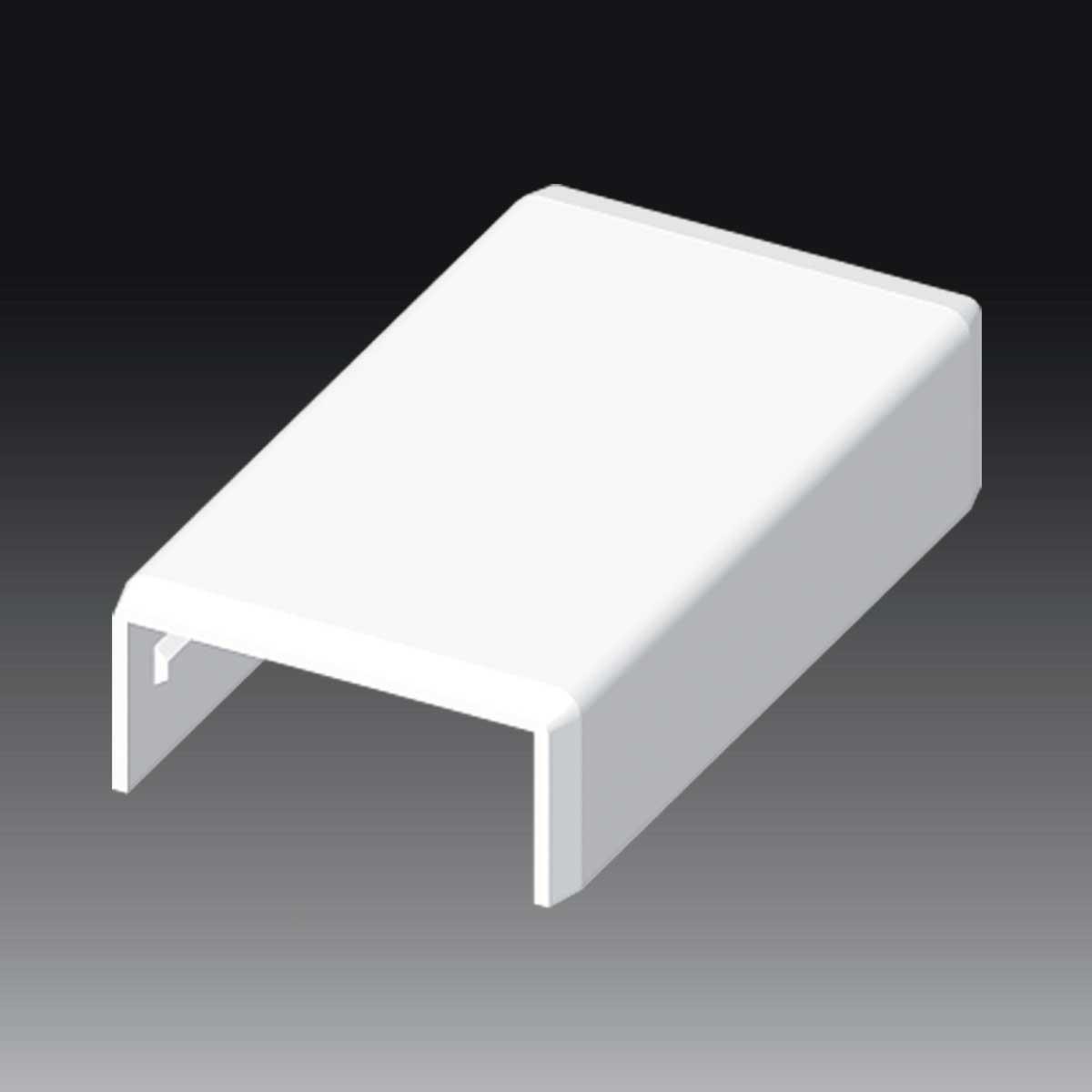 З'єднувач для LHD 50x20, LHD 50x20/1, LHD 50x20/2 білого кольору; Серія LHD; ПВХ