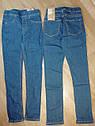 Стильные стрейчевые джинсы скинни H&M (США)  (Размер 6-7Т), фото 3