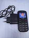 Мобильный телефон BRAVIS C181 Бабушкофон + 800 мАч + 2 Sim + Bluetooth v 2.1 Гарантия!, фото 2