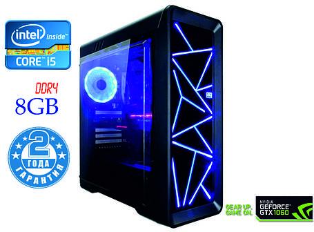Игровой компьютер NG i5-8400 G2 / i5-8400 / DDR4-8Gb / HDD-500Gb / GeForce GTX1060, фото 2