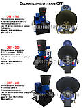 Гранулятор МГК-150, 4 кВт 220V до 100 кг\час, фото 9