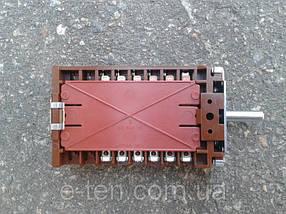 Переключатель ПМ 07001 (42.07001.017) семипозиционный для электроплит и духовок       EGO, Германия, фото 2