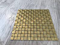 Самоклеющаяся золотая мозаика