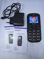 Бабушкофон BRAVIS C181 1.77'' DualSim + 800 мАч + Bluetooth v 2.1 Гарантия!