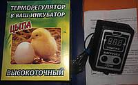 """Терморегулятор цифровой инкубаторный высокоточный """"ЦЫПА"""""""