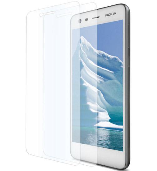Закаленное защитное стекло для Nokia 2