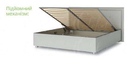Кровать  Анжели (с подъем. механизмом) (ассортимент размеров), фото 2